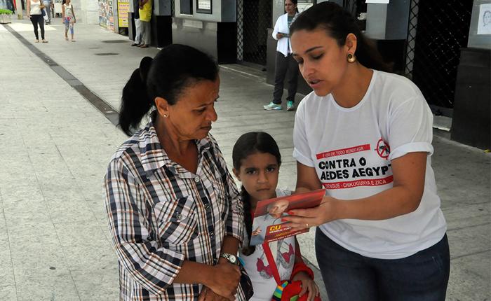 Município faz força tarefa contra à dengue