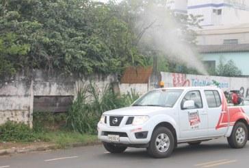 Secretaria de Estado de Saúde lança campanha de enfrentamento ao Aedes
