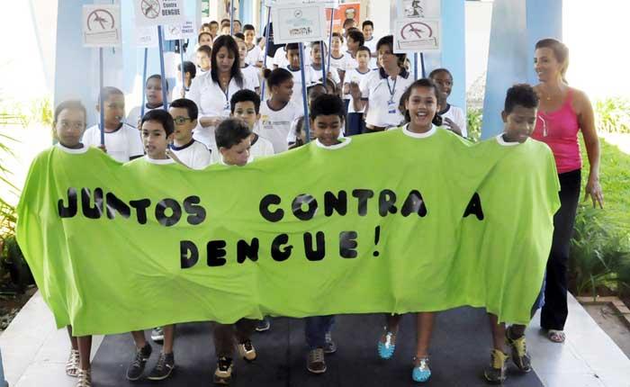 Dia D contra mosquito Aedes aegypti