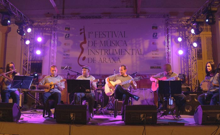 Talento e emoção no 1º Festival de Música Instrumental de Araxá