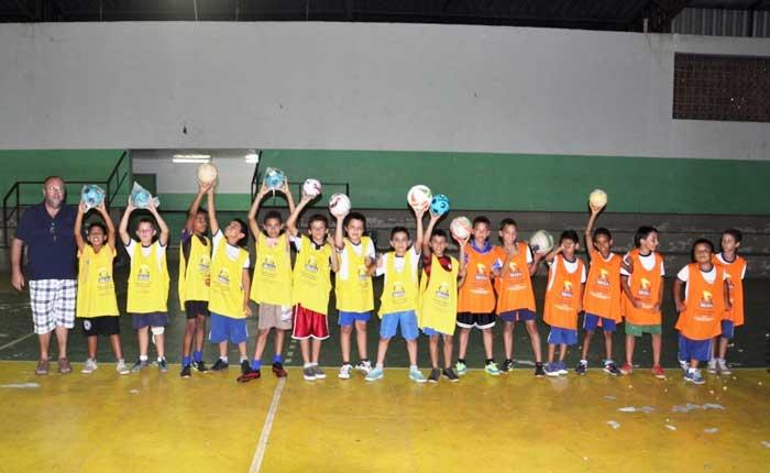 Projeto Escola dos Esportes Especializados contempla mais de quinhentos alunos
