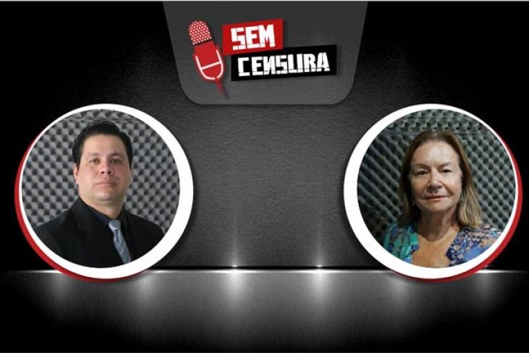 Auxiliadora Ribeiro afirma que ressuscitou após morte social