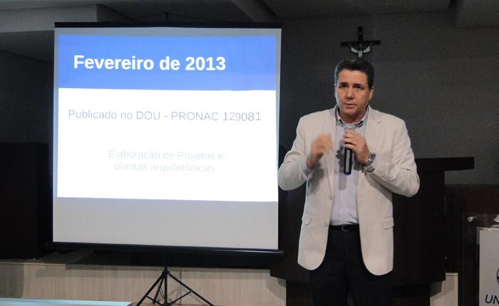 Início da construção do Centro Cultural Uniaraxá foi a principal notícia de 2015 para a instituição