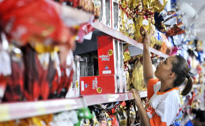 Vendas na Páscoa têm pior resultado desde 2007, mostra Serasa