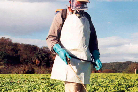 Minas Gerais é o estado que mais fiscaliza a venda e o uso de agrotóxico