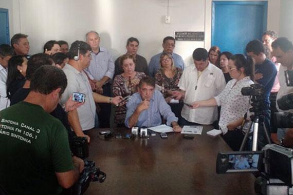 Aracely nega participação em esquema que reelegeu Miguel Júnior para presidente da Câmara