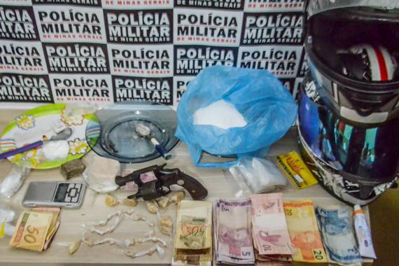 Homem e menor são detidos por assalto a posto de gasolina na Imbiara