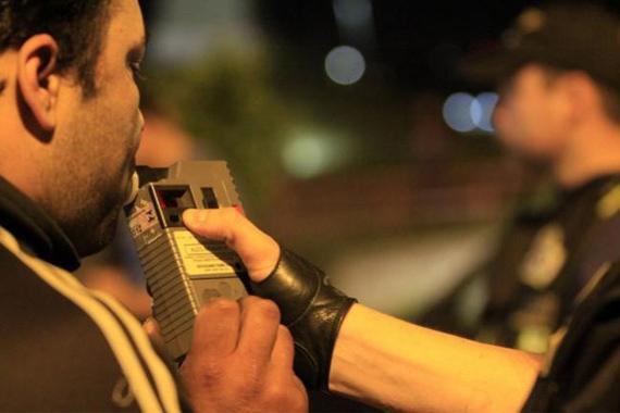 Araxá está entre os municípios que vão receber novos bafômetros para reforçar fiscalização contra embriaguez no trânsito