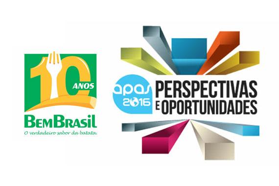 Bem Brasil na APAS 2016 – traz para o mercado o verdadeiro sabor da batata