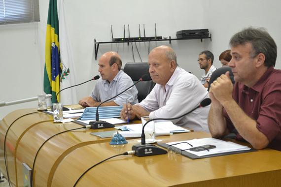 Câmara recebe projeto que autoriza repasse para o SOS