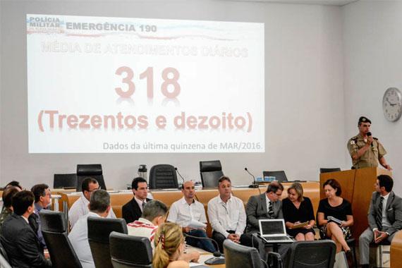 Câmara Municipal realiza Fórum Comunitário sobre segurança pública