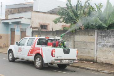 Prefeitura divulga itinerário do carro fumacê
