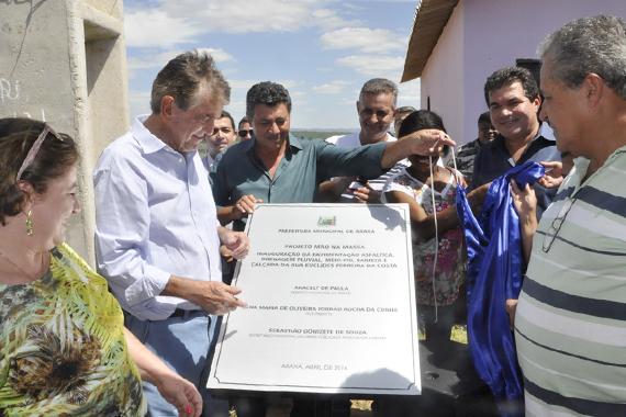 Obras do projeto Mão na Massa são inauguradas