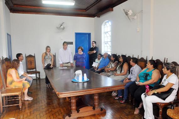 Prefeitura realiza repasses para seis entidades assistenciais