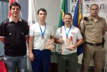 Sargento do 37º BPM é vice-campeão no Torneio de Xadrez da PM em Frutal