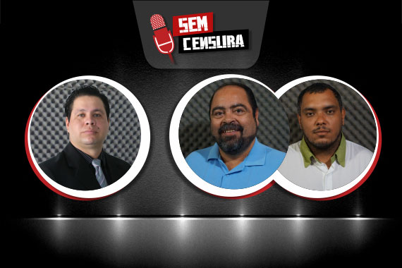 Jornalistas comentam denúncias recebidas por juiz criminal