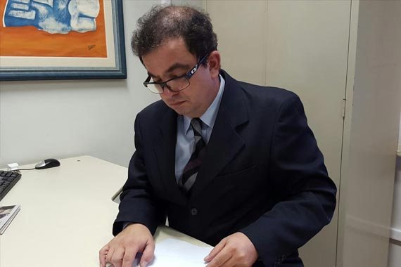 Não estou satisfeito e não vou parar de cobrar, afirma Renato Zupo sobre comando da PM