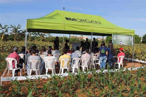 Curso de Agronomia do Uniaraxá promove 5º Encontro de Campo Universitário