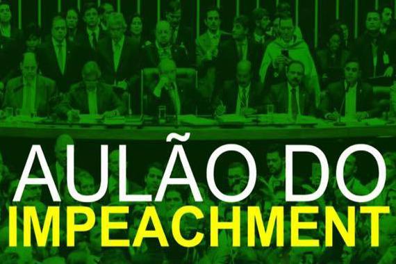 Uniaraxá promove 'Aulão do Impeachment' nesta quinta