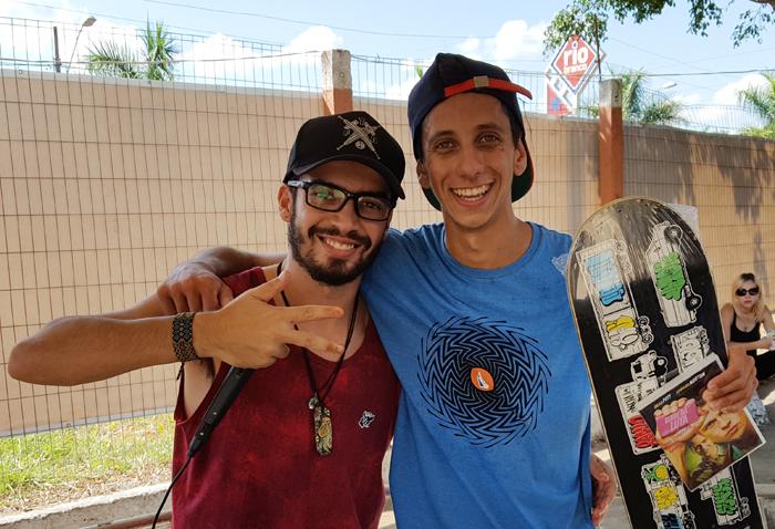 Matheus Borges - campeão