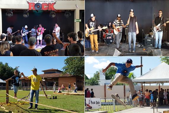 Festival Sobreviventes do Rock bate recorde de público