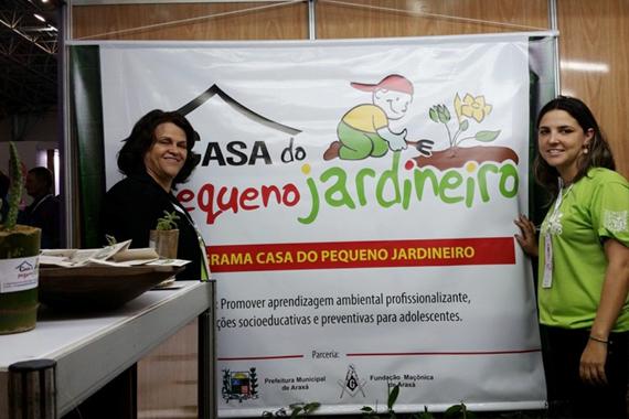 Casa do Pequeno Jardineiro fica entre os cinco melhores de Minas em Gestão Social