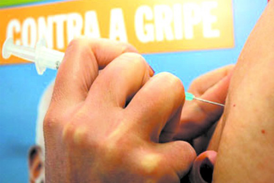 Araxá supera meta da Campanha de Vacinação Contra a Gripe