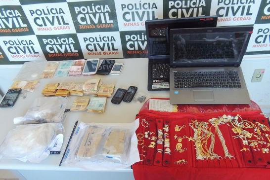 Polícia Civil desarticula quadrilha que atuava na região