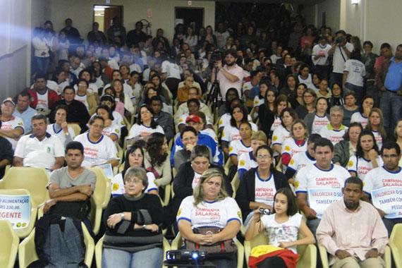 Servidores da Prefeitura de Araxá convocam paralisação geral