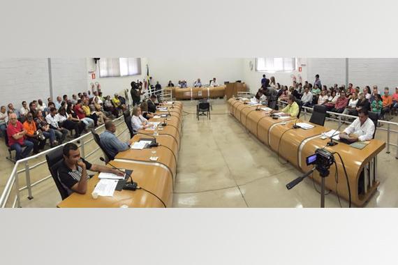 Câmara adia abertura de Comissão Processante para quinta