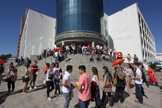Negociações não avançam e UFTM redistribui vagas de Araxá para Uberaba e Iturama