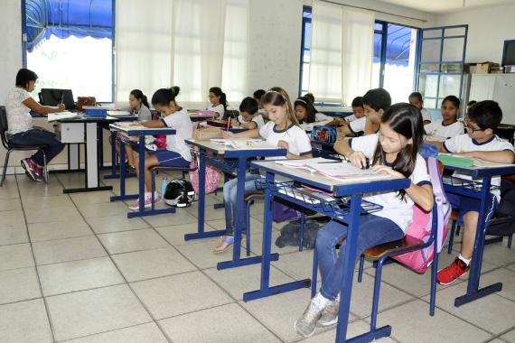 Cadastramento Escolar começa nesta segunda