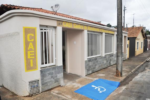 Secretaria de Educação lança espaço especializado para portadores de necessidades especiais