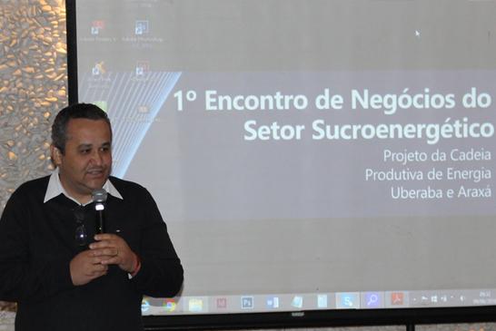 Empresários de Araxá participam do 1º Encontro do Setor Sucroenergético