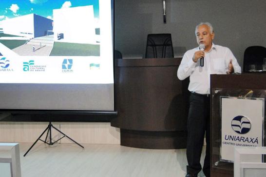 Alvo de ação civil pública, empresário Márcio Farid deixa presidência da Fundação Cultural de Araxá
