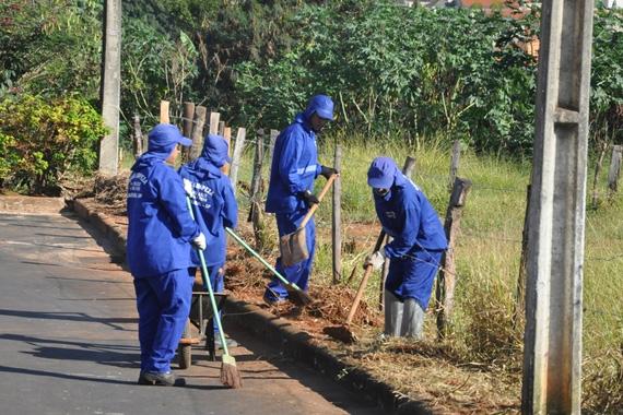 Cronograma: Limpeza Urbana e Operação Tapa-buracos
