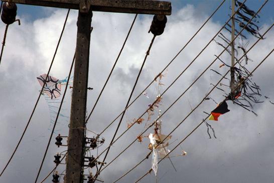 Pipas já deixaram 280 mil consumidores sem energia em Minas neste ano