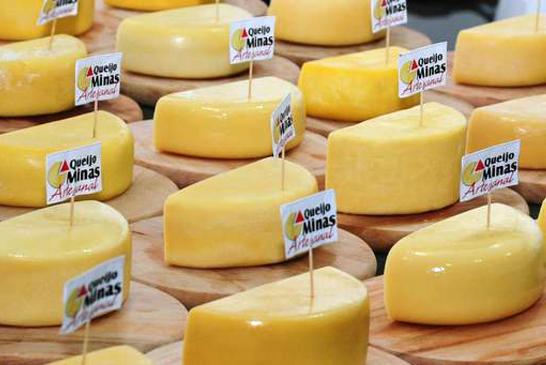 Araxá participa do concurso vai escolher os melhores queijos artesanais do Estado