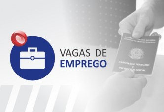 Vagas Sine Araxá: Quarta – 14/11/2018