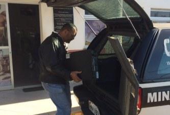 Polícia Civil apreende bens adquiridos com recursos públicos pelo Coafro