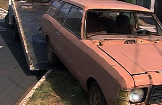 Polícia Civil recolherá veículos abandonados em Araxá