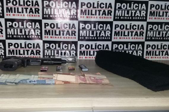 PM apreende adolescente por assalto a comércio no bairro Fertiza; outros dois autores são procurados