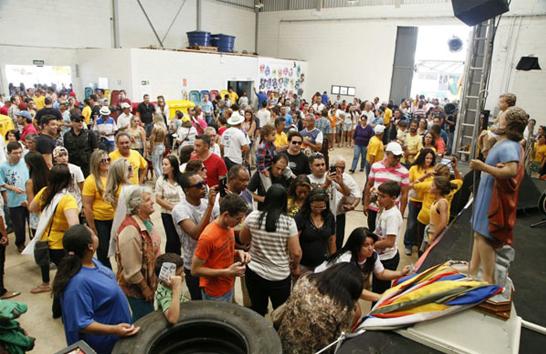 Festa dos Motoristas reúne devotos de São Cristóvão em quatro dias de programação