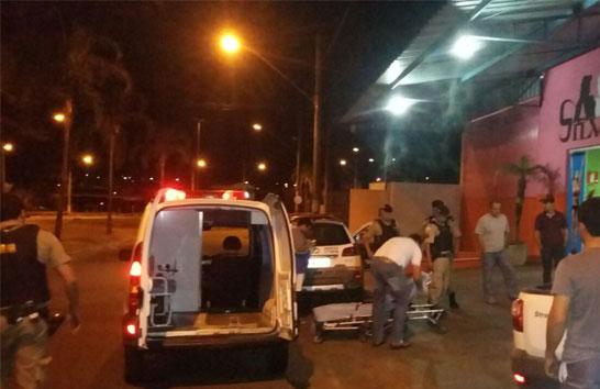 Homem é esfaqueado no bairro Ana Antônia