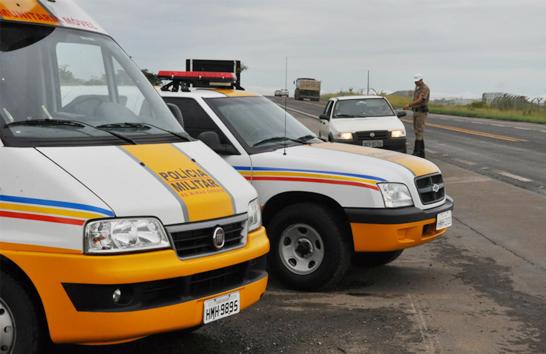 Polícia Rodoviária reforça alerta nas estradas para as férias de julho