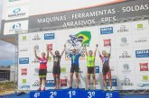 Atleta araxaense é bronze no Campeonato Brasileiro Master de Ciclismo