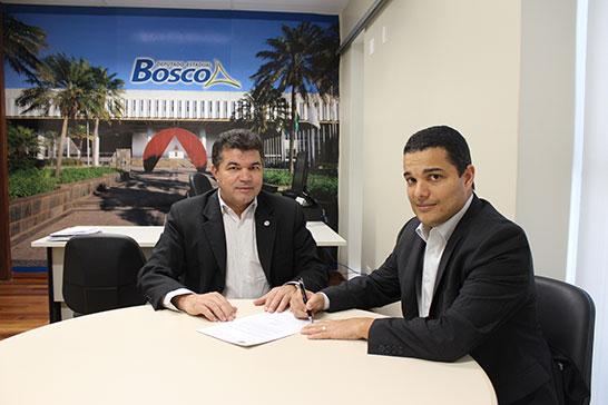 Deputado Bosco protocola manifesto de intenção junto à Cemig