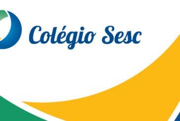 Vagas para estudantes no Colégio Sesc