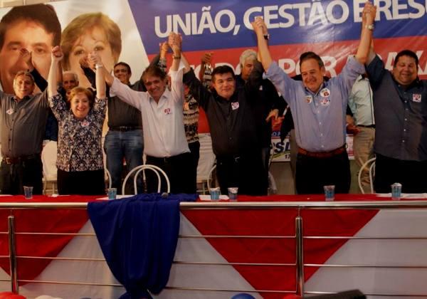 Aracely e Lídia são confirmados como candidatos à reeleição