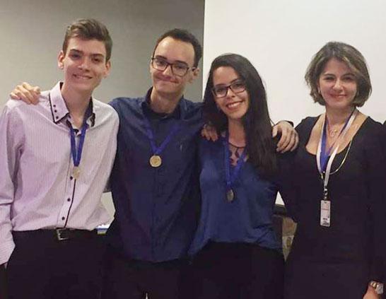 CSD é destaque na premiação Pesquisador Júnior